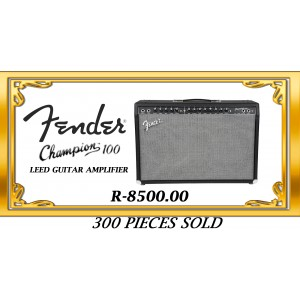FENDER CHAMPION-100 ELECTRIC GUITAR AMPLIFIER