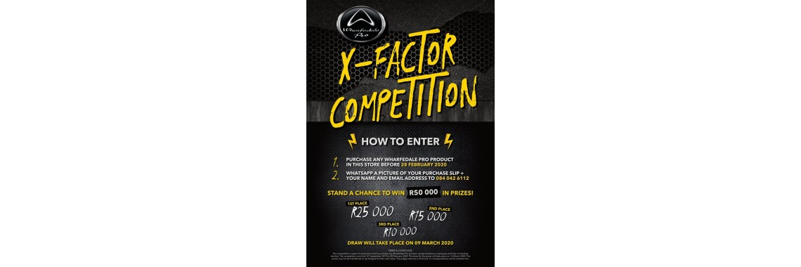 xfactor competition