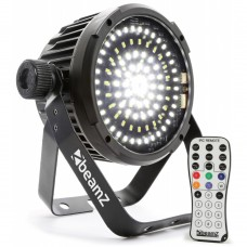 BEAMZ BS98 LED STROBE 98 LEDS 50W DMX IR