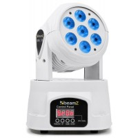 BEAMZ MHL 74 LED MOVING HEAD WASH 7 X10W