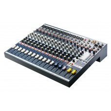 SOUNDCRAFT EFX12 ANALOUGE 12-CH HIGH PERFORMANCE WITH LEXICON EFFECTS MIXER