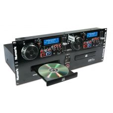 NUMARK CDN77USB CD PLAYER (RACK MOUNTABLE)
