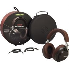 Shure AONIC 50 Brown Wireless Noise Cancelling Over-Ear Headphones - SBH2350-BR